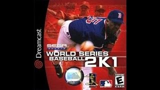 World Series Baseball 2K1 (Dreamcast) (US)