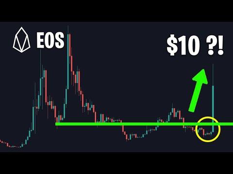 EOS DIRECTION $10?! - Analyse Crypto Bitcoin Daily Brief FR - Mercredi 30 Octobre 2019