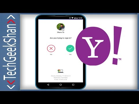 Signin Your Yahoo Account Without Password | No 2FA