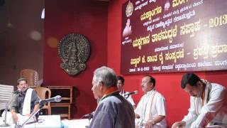Yakshagana Pashupatha Puthige Padya KGB Eashwara 9
