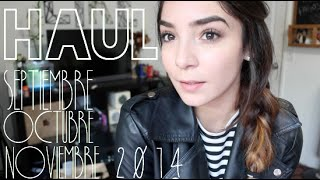 HAUL! (sept. oct. nov. 2014) Thumbnail