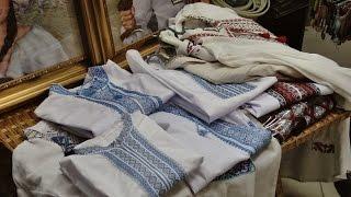 Буковинці почали збирати вишиванки для воїнів в АТО