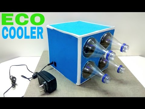 How to Make Eco Air Cooler at home | DIY - Homemade