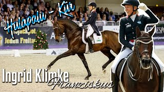 Ingrid Klimke & Franziskus | ClipMyHorse.TV | Nürnberger Burg-Pokal | Frankfurt | 2016