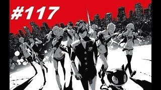 Persona 5 Walkthrough W/ Commentary Part 117 - Criminal Profiling