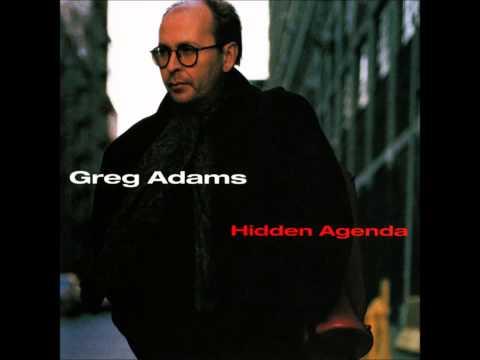 Greg Adams - Burma Road