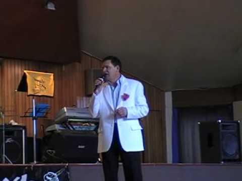 Jon Palmer.. sings Gene Pitney... It Hurts to be in Love.....May 2013