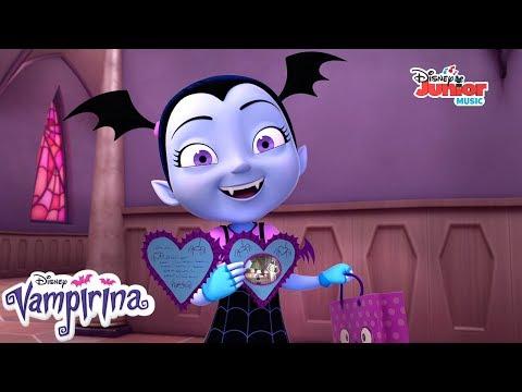 On Ghoulentine's Day | Music Video | Vampirina | Disney Junior