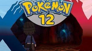 POKEMON Y #12 - Une Grotte Etincelante ... sombre ! - POKEMON X - Let