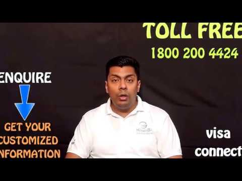 India's First Ever Visa Information Call Center | Toll Free 1800 200 4424