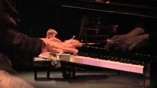 Video Satyagraha Conclusion Act 3, by Philip Glass, live Lisa Moore piano Eastern Ripples 12:17:15 download MP3, 3GP, MP4, WEBM, AVI, FLV Januari 2018