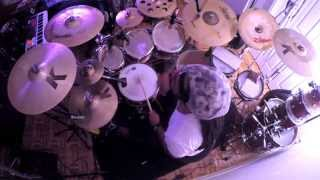 """J-ROD DRUM COVER - """"TIME TRAVELER"""" BY KNOWER"""
