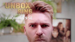 BEVEIK iPHONE X   XIAOMI Mi 9 SE   Unbox Ring apžvalga
