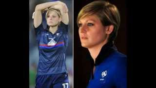 top 10 Hottest Women Footballers 2015 FIFA World Cup
