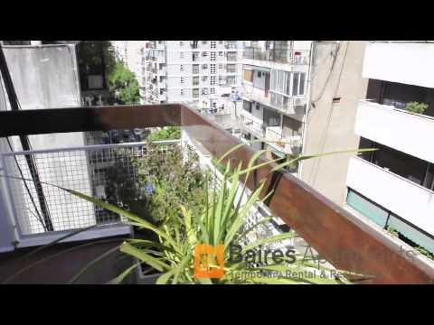 Sanchez de Bustamante & French, Buenos Aires Apartments Rental - Palermo