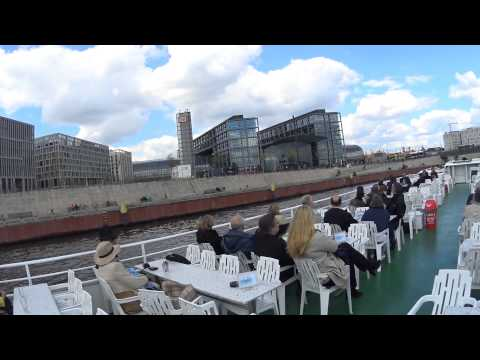 Berlin River Spree Cruise