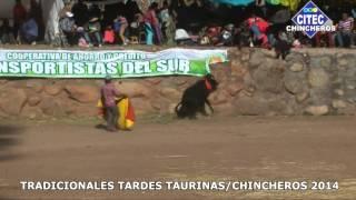 CORRIDA DE TOROS DE CHINCHEROS APURIMAC 2014 DE JORGE OCHOA VARGAS CITEC PRODUCCIONES