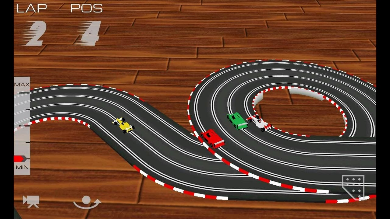 Slot car racing games online