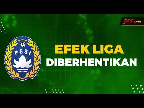 PSSI Putuskan Liga dalam Status Darurat Bencana, Bagaimana Kontrak Pemain?