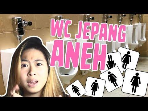 Kenapa Toilet Cewek Jepang Pipis Berdiri? - #JepangAneh