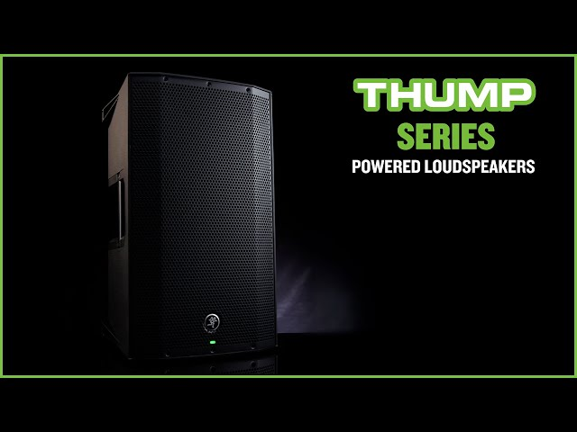 Thump Boosted Loudspeakers - Lifestyle Video
