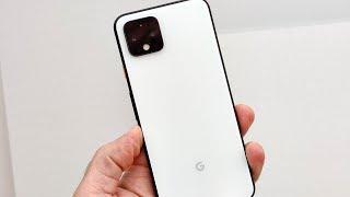 Google Pixel 4, Pixel 4 XL And Pixelbook Go Hands On In NYC!