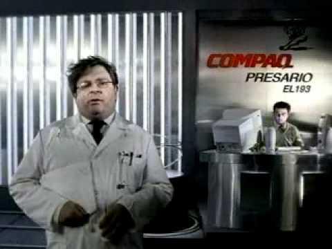 Compaq presario computer fly commercial (1999)