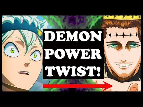 The NEW Demon Villains In Black Clover REVEALED! (Spade Kingdom & Megicula Demon Power Twist)