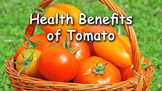 Health Benefits Of Tomato by Sonia Goyal @ ekunji.com