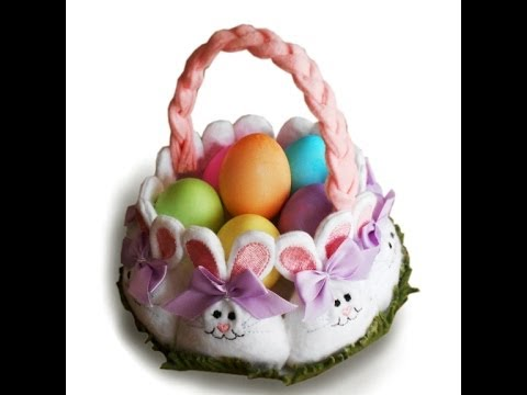How To Make The Bunny Easter Basket