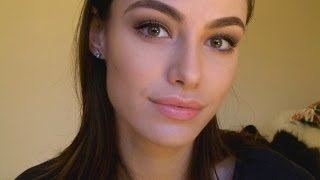 Requested - Soft Brown Defined Eyes with Winged Liner Tutorial thumbnail