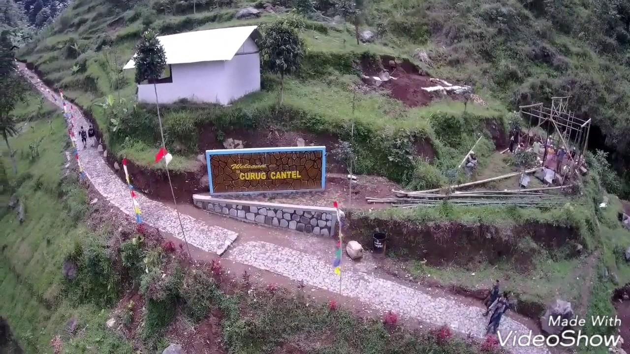 Obyek Wisata Curug Cantel