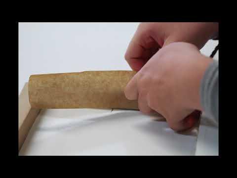 construction des décors par les élèves du petit Versailles
