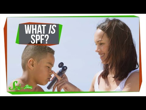 What Does SPF Mean?