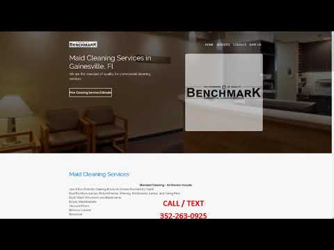 benchmark-maid-cleaning-services-gainesville-fl