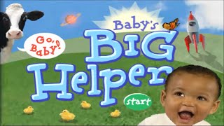 Baby's Big Helper - Playhouse Disney - Go Baby Go