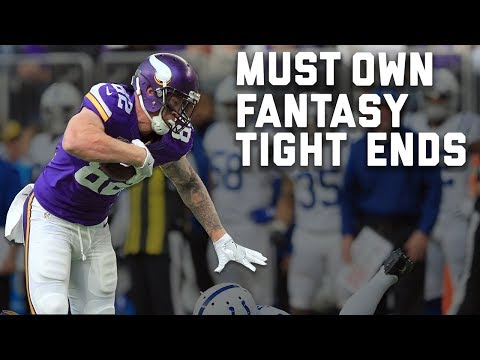 Must-Own Tight Ends for Your 2017 Fantasy Team | NFL