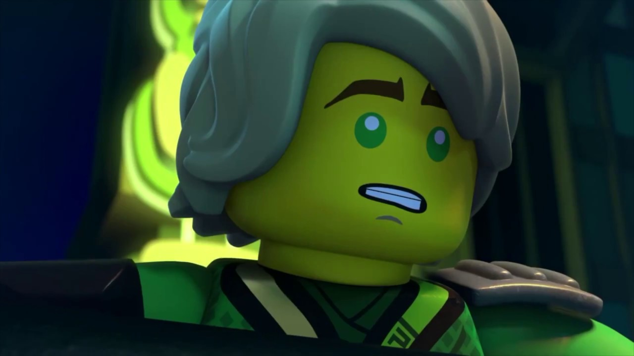 Lego ninjago sons of garmadon season 8 sdcc preview - Voiture ninjago ...