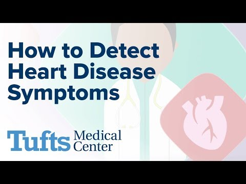 How to Detect Heart Disease Symptoms | Tufts Medical Center