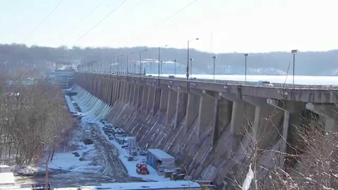 Susquehanna River Conowingo Dam 1926 Youtube