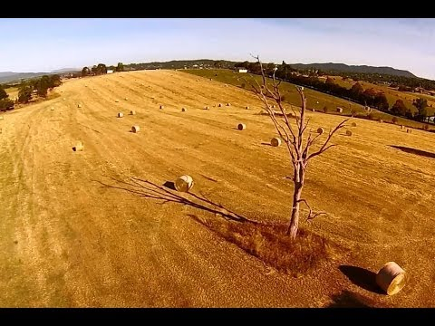 An aerial view of Australia (Part1) Using DJI F550 Hexacopter GoPro Hero 3 and Tarot Gimbal