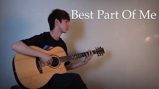 (Ed Sheeran,YEBBA) Best Part Of Me - Fingerstyle Guitar Cover