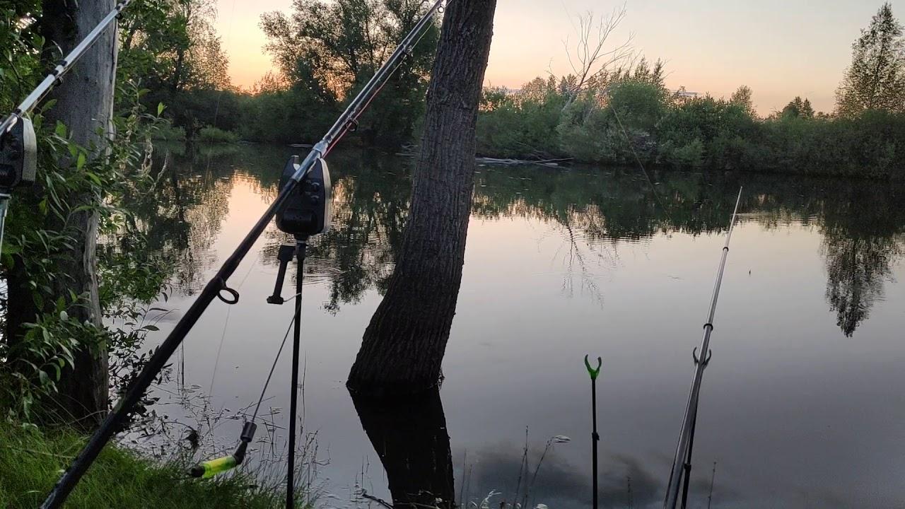 Рыбалка в царевщине самара