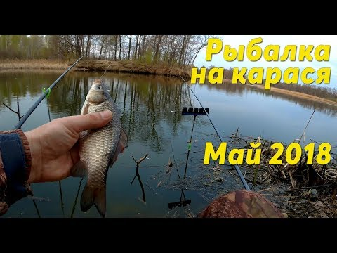 Рыбалка на карася, маховое удилище с AliExpress 2018