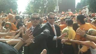 VOL WALK - 2012 UT-Florida Game