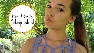 Fresh & Simple Makeup | Reese Regan Thumbnail