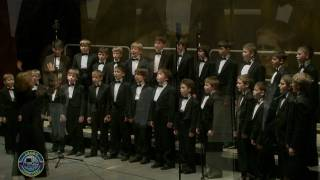 When You're Smiling - Moscow Boys' Choir DEBUT