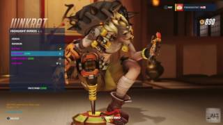 Overwatch All Skins , Emotes , Victory Poses , Highlight Intros and Golden Weapons