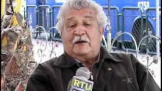 Emprendedores:  Jorge Reascos - Artesanías (Quito)