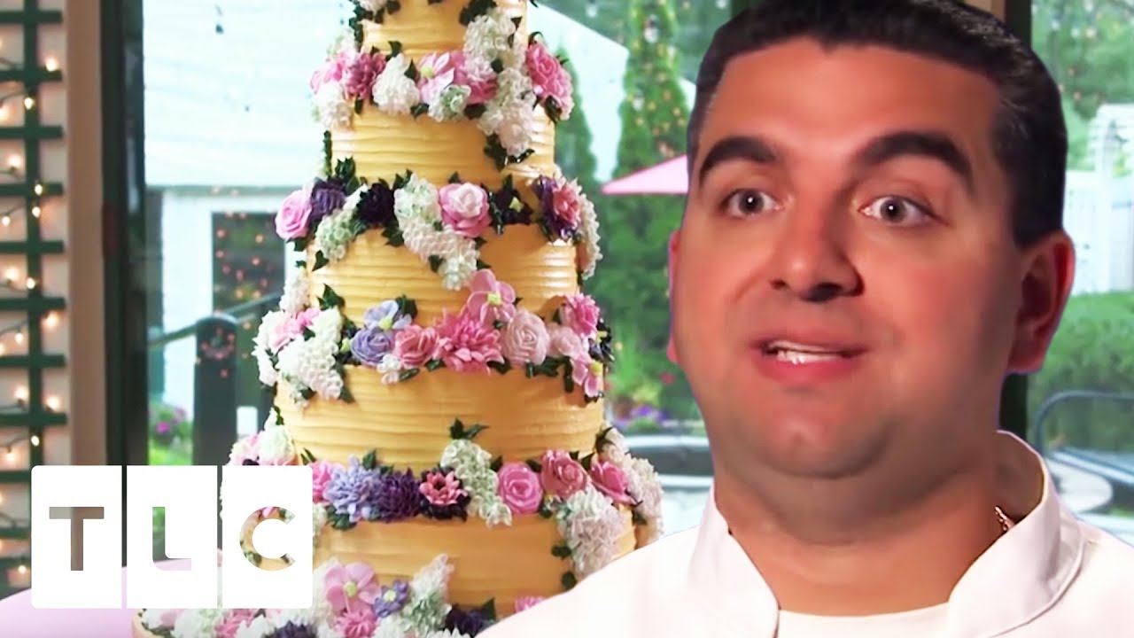 Buddy S Biggest And Best Wedding Cakes Cake Boss Youtube